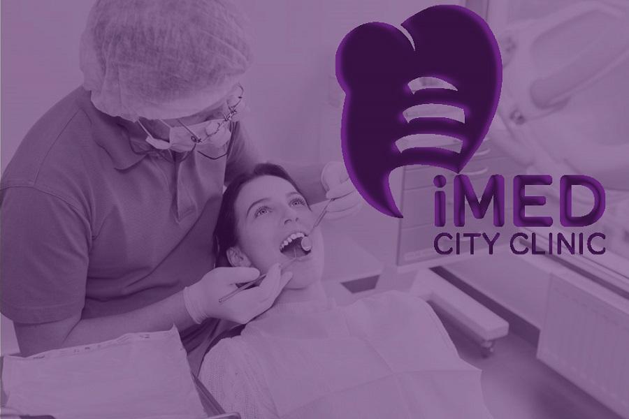 Лечение зубов в IMED City Clinic